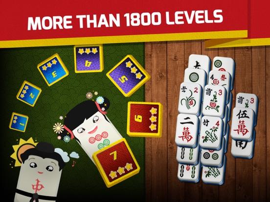 Mahjong Solitaire Puzzle Games на iPad