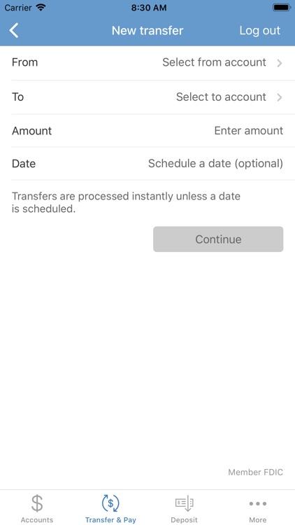FirstCapital Bank Mobile Money screenshot-4