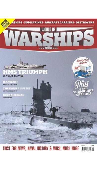 World of Warships Magazine screenshot 1