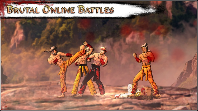 Martial Arts Brutality screenshot-2
