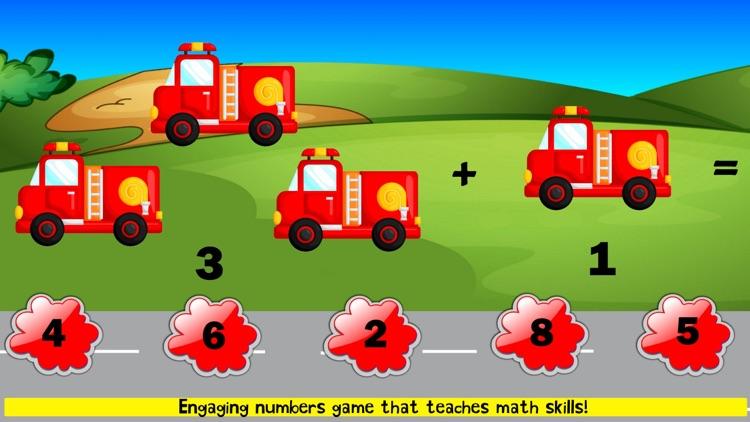 Fireman Game Fire-Truck Games screenshot-8