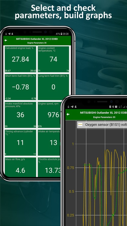 MotorData OBD ELM car scanner screenshot-5