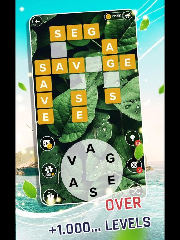 Word Vista: Puzzle of Bliss screenshot 8