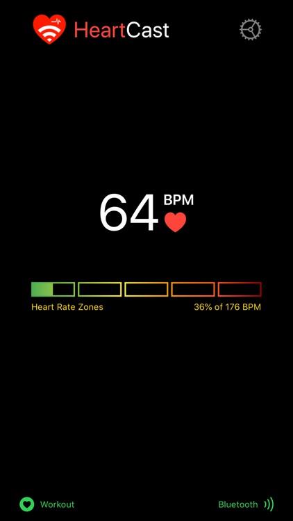 HeartCast: Heart Rate Monitor