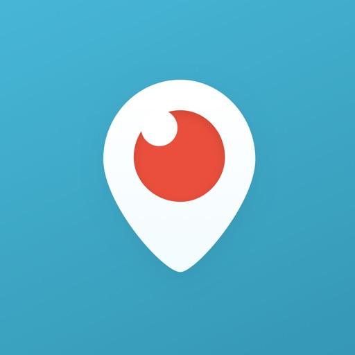 Periscope Live Video Streaming app logo
