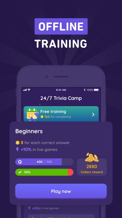 Sphinx Trivia - Win Real Cash screenshot 4