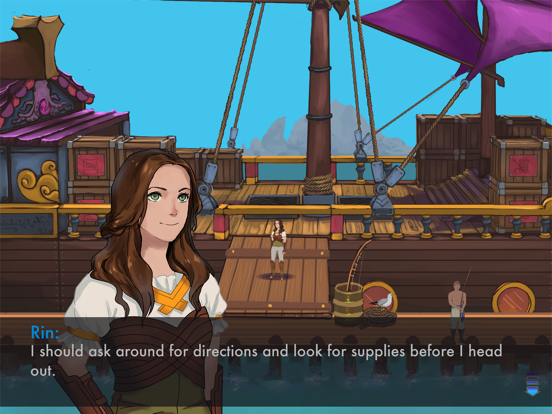 Echoes of Aeons screenshot 16