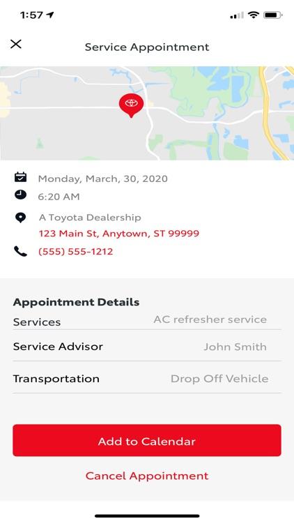 Toyota screenshot-8