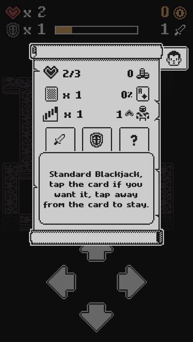 RogueJack: Roguelike BlackJack screenshot 6