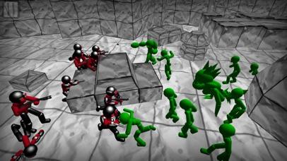 Battle Sim: Stickman Zombie screenshot 4