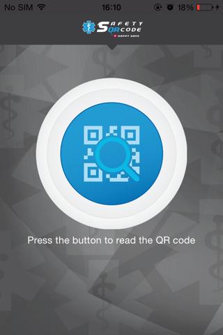 Safety QR Code - náhled