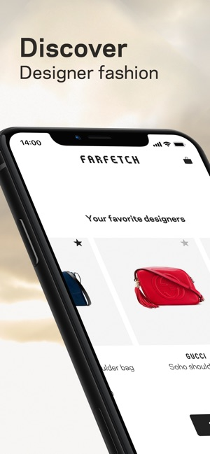 dfe4ebba4aa622 Farfetch - Designer Shopping on the App Store