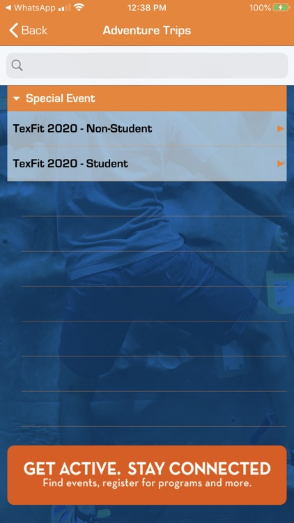 UTA Campus Rec Go screenshot-5