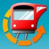 駅.Locky (カウントダウン型時刻表) iPhone