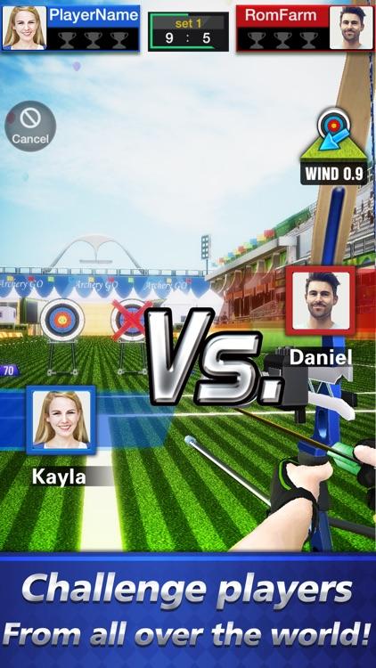 Archery Go - Bow&Arrow King screenshot-3
