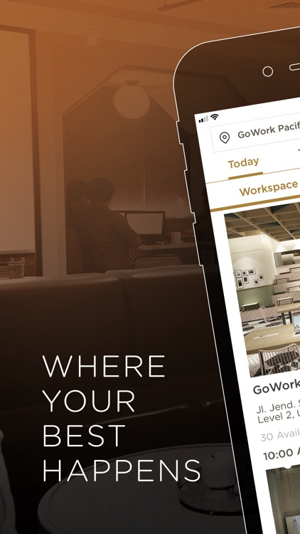 GoWork Coworking Office Space