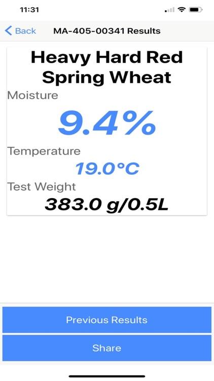 PGA Moisture Meter screenshot-3