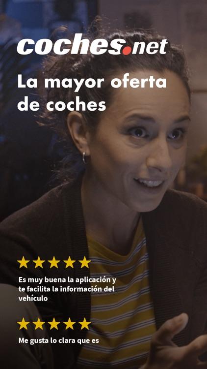 Coches.net - Coches de ocasión screenshot-0