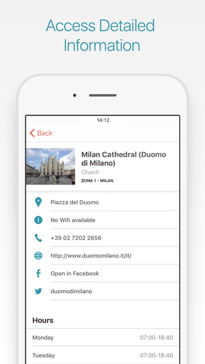 Milan Travel Guide and Map