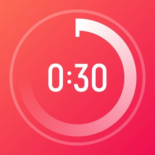 HIIT Timer □ Interval Timer