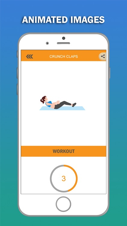 Female Fitness Workout at Home screenshot-6