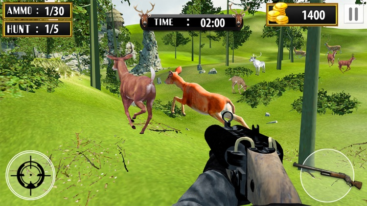 Hunting Season : Time Diaries screenshot-5