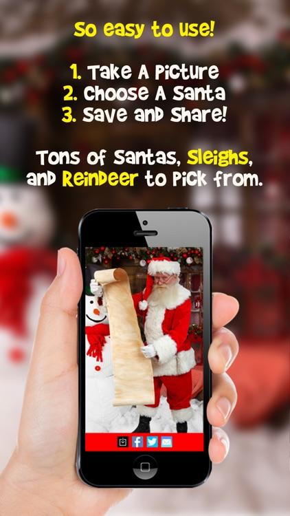 Snapshot Santa Photo Booth PRO screenshot-4