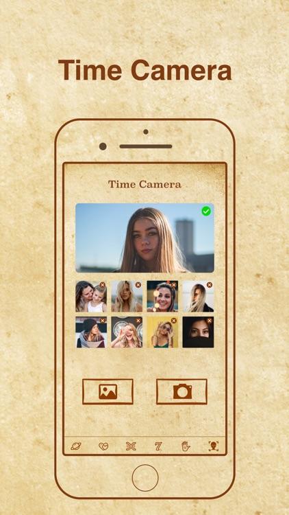 Live Palm & Zodiac-Face Aging screenshot-5