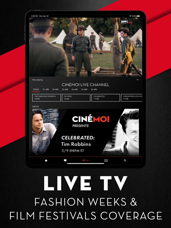 Cinemoi Stream & Watch Films screenshot