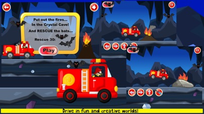 Fireman Games Fire-Truck Games for Pc - Download free Games