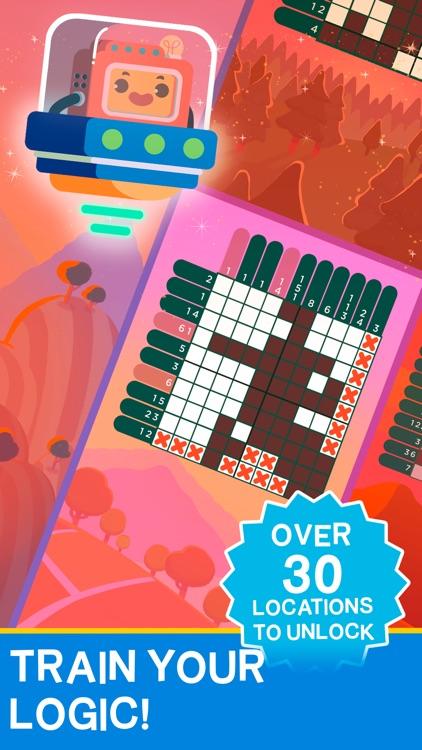 Quixel – Nonogram Puzzles screenshot-3