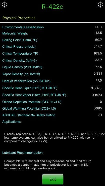 HVAC Refrigerant PT screenshot-4