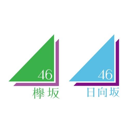 欅坂46/日向坂46 メッセージ