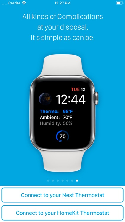 Thermo Watch for Nest & Ecobee screenshot-7