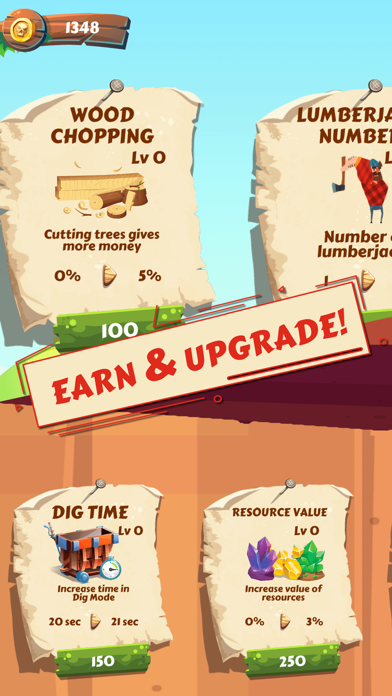 Idle Dig: Fun Tap Tycoon Game