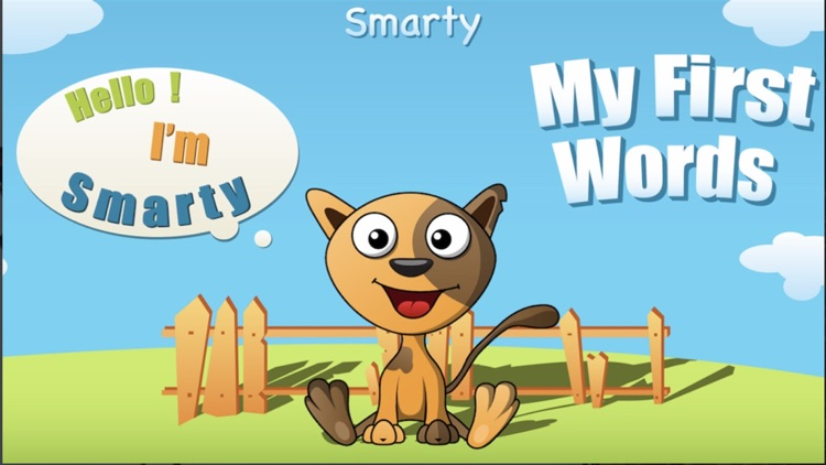 Smarty learn New first words 2