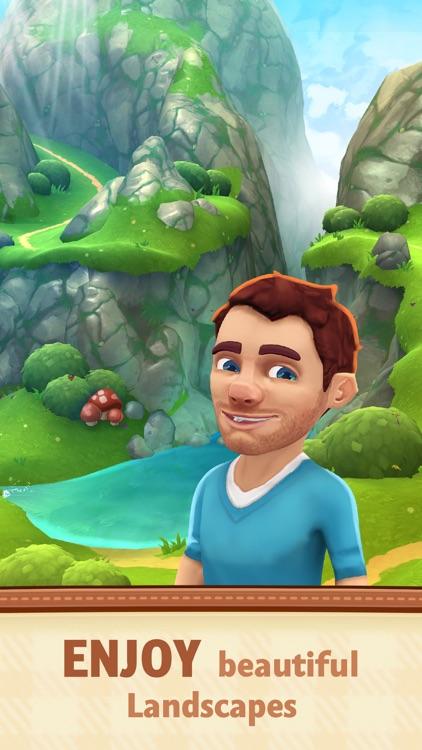 Stack and Merge: Journey Jake screenshot-4