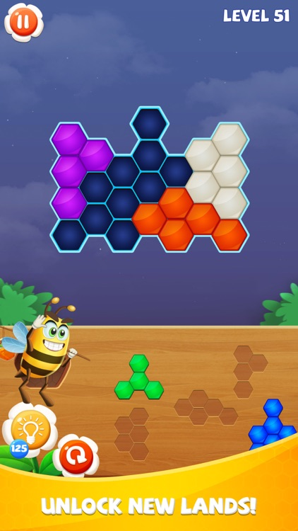 Blockdom: Hexa,Triangle,Square screenshot-3