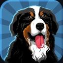Bernese Mountain Dog Emoji