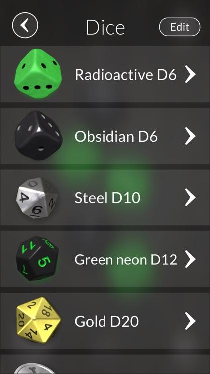 Dice Bag - 3D dice screenshot-7