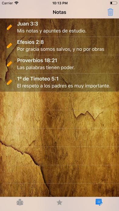 Screenshot for Mi Biblia App in Venezuela App Store