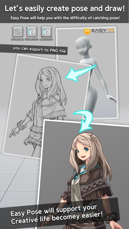 Easy Pose -Best Posing App by Park Kiyoung