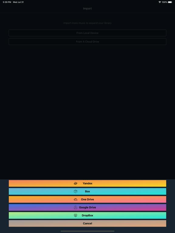Bm7 Music: Meet Me Music screenshot 6