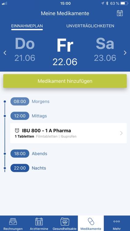 VKB - Meine Gesundheit screenshot-4