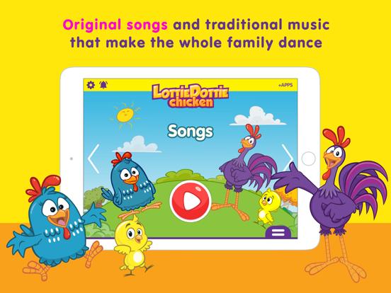Lottie Dottie Chicken Official   App Price Drops