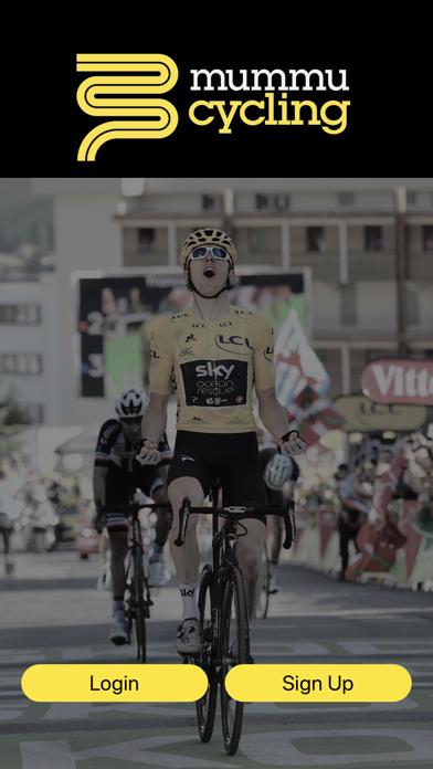Mummu Cycling screenshot 1