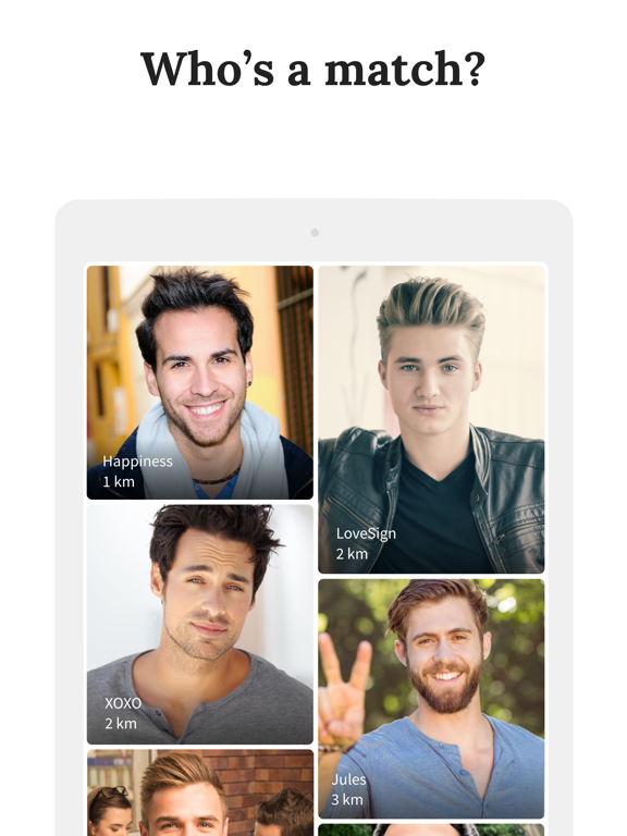 Chat, Flirt & Dating - JAUMO - Find Friends & Meet New People App not just for Singles screenshot