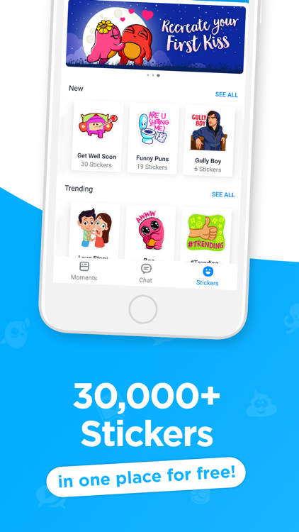 Hike Sticker Chat – (iOS Apps) — AppAgg