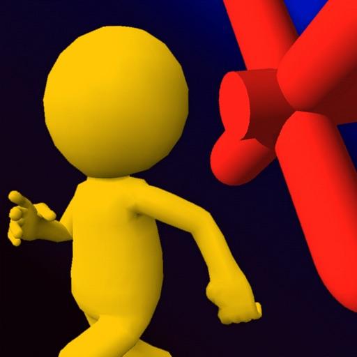 Human Runner 3D