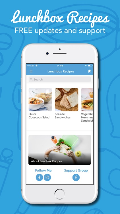 Lunchbox Recipes screenshot-7